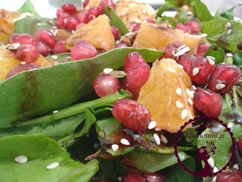 salad-esfenaj